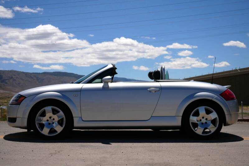 2001 Audi TT for sale at Sierra Classics & Imports in Reno NV