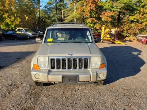 2007 Jeep Commander for sale at 1st Priority Autos in Middleborough MA