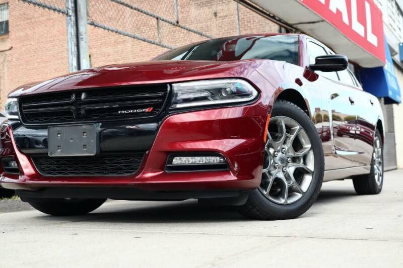 2017 Dodge Charger for sale at HILLSIDE AUTO MALL INC in Jamaica NY