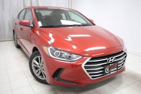2018 Hyundai Elantra for sale at EMG AUTO SALES in Avenel NJ