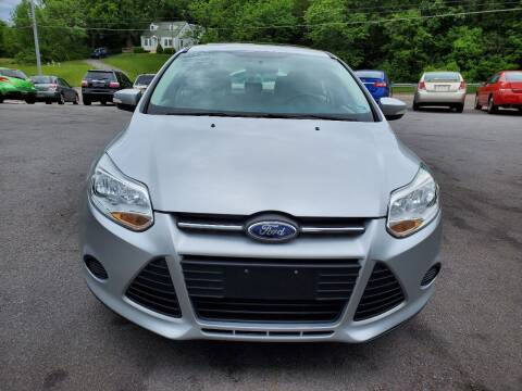 2014 Ford Focus for sale at DISCOUNT AUTO SALES in Johnson City TN