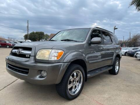 2005 Toyota Sequoia for sale at CityWide Motors in Garland TX