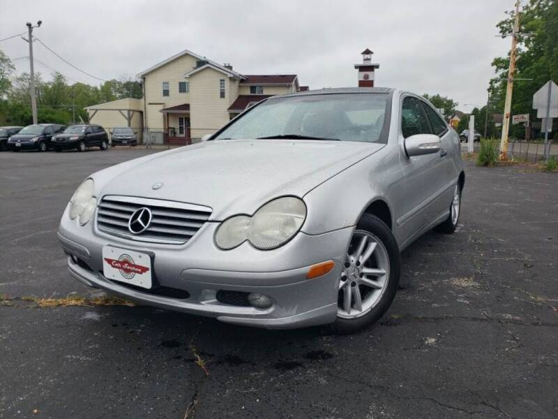 2002 Mercedes-Benz C-Class for sale at Your Car Source in Kenosha WI