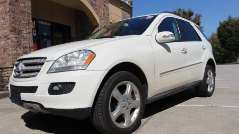 2008 Mercedes-Benz M-Class for sale at NORCROSS MOTORSPORTS in Norcross GA