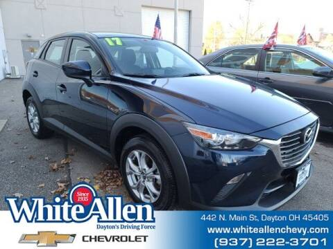 2017 Mazda CX-3 for sale at WHITE-ALLEN CHEVROLET in Dayton OH
