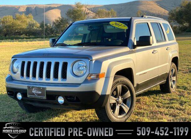 2017 Jeep Patriot for sale at Premier Auto Group in Union Gap WA