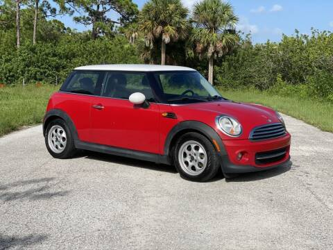 2012 MINI Cooper Hardtop for sale at D & D Used Cars in New Port Richey FL