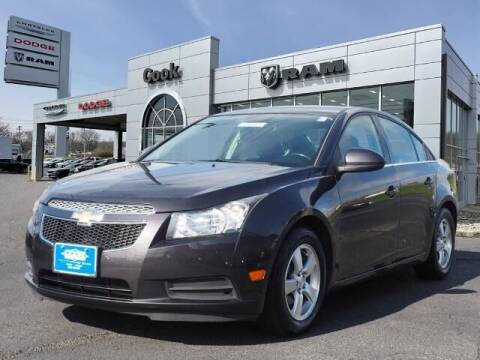 2014 Chevrolet Cruze for sale at Ron's Automotive in Manchester MD