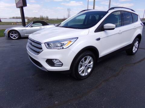 2018 Ford Escape for sale at Westpark Auto in Lagrange IN