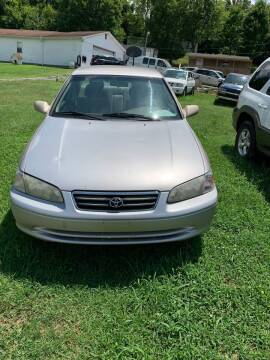 2000 Toyota Camry for sale at WARREN'S AUTO SALES in Maryville TN