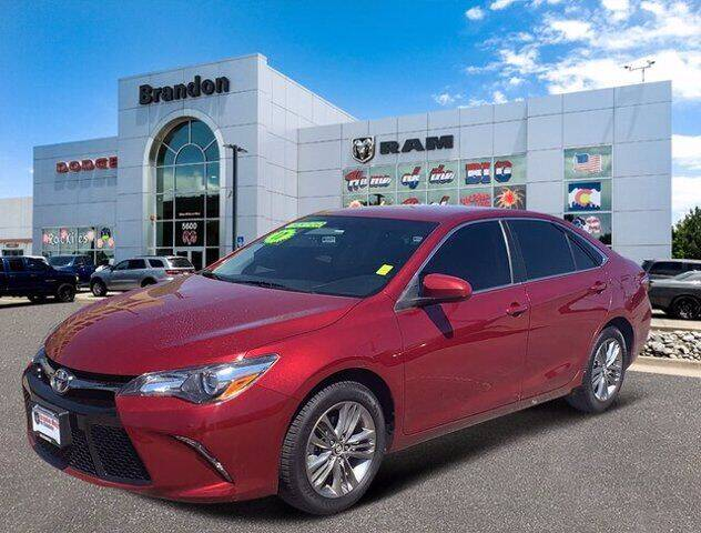 2017 Toyota Camry for sale in Littleton, CO