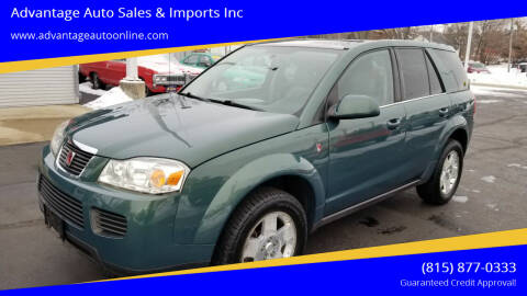 2006 Saturn Vue for sale at Advantage Auto Sales & Imports Inc in Loves Park IL