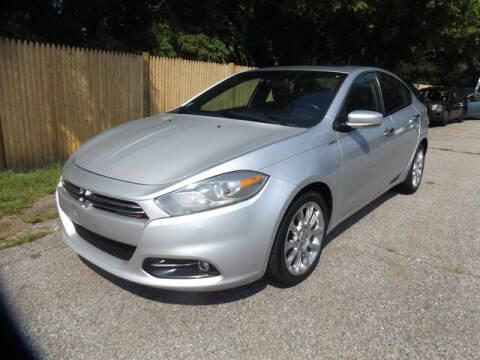 2013 Dodge Dart for sale at Wayland Automotive in Wayland MA
