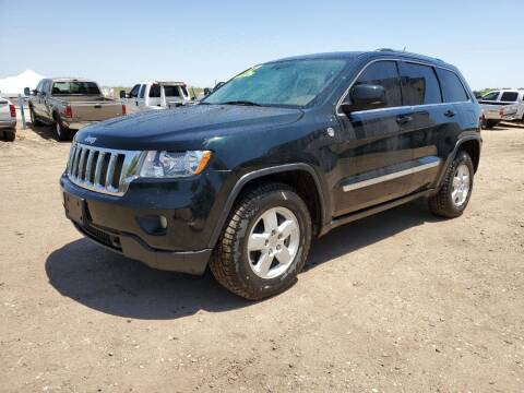 2012 Jeep Grand Cherokee for sale at HORSEPOWER AUTO BROKERS in Fort Collins CO