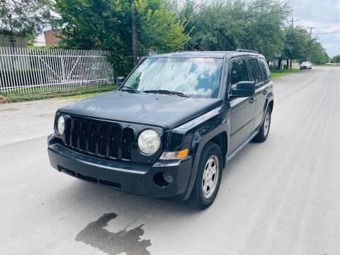 2008 Jeep Patriot for sale at High Beam Auto in Dallas TX