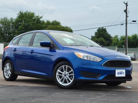 2018 Ford Focus for sale at BuyRight Auto in Greensburg IN