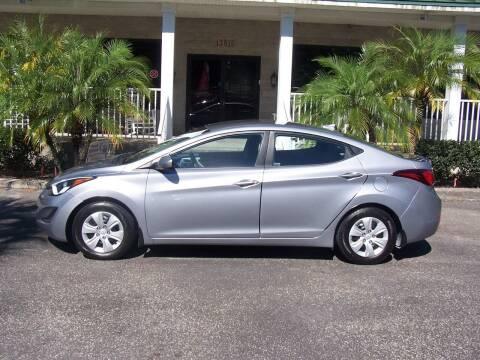 2016 Hyundai Elantra for sale at Thomas Auto Mart Inc in Dade City FL