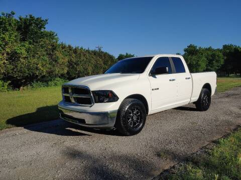 2009 Dodge Ram Pickup 1500 for sale at The Car Shed in Burleson TX