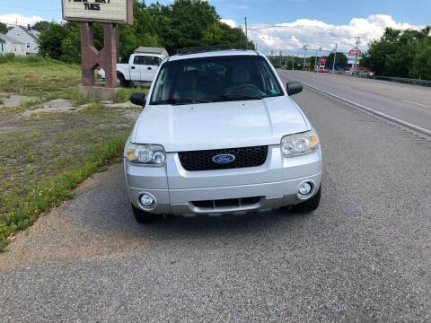 2007 Ford Escape for sale at Stan's Auto Sales Inc in New Castle PA