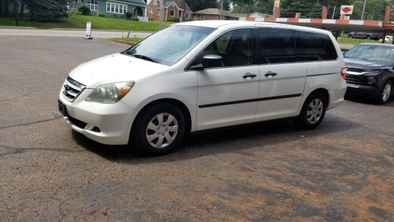 2005 Honda Odyssey for sale at Modern Day Motor Cars LLC in Wadsworth OH