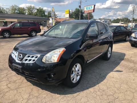 2013 Nissan Rogue for sale at Neals Auto Sales in Louisville KY