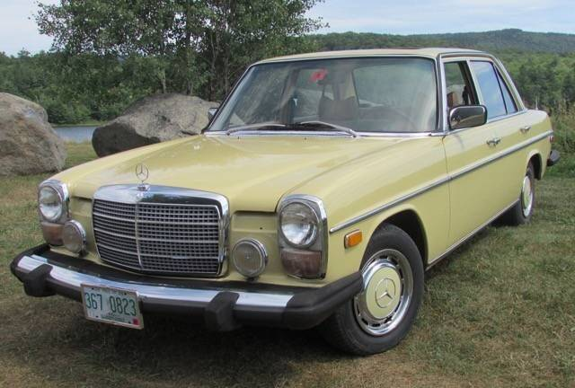 1975 Mercedes-Benz 280-Class for sale in Cadillac, MI