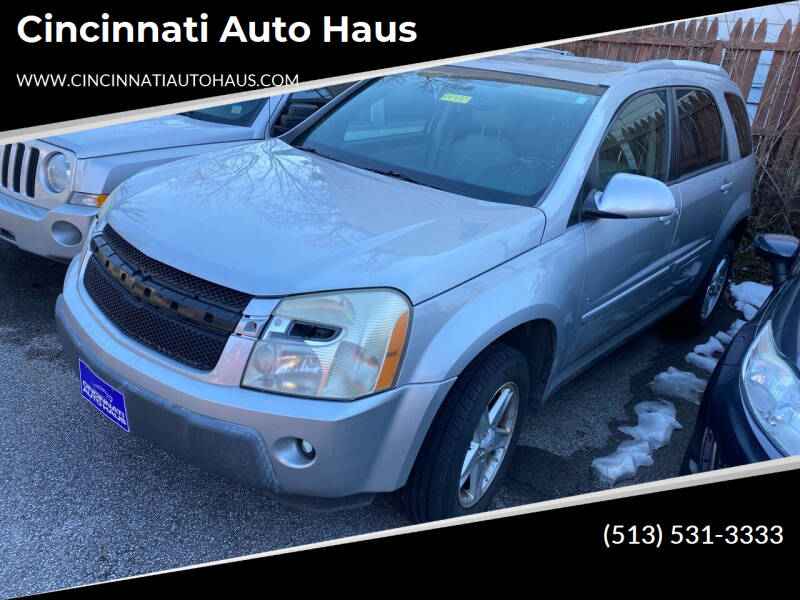 2006 Chevrolet Equinox for sale at Cincinnati Auto Haus in Cincinnati OH