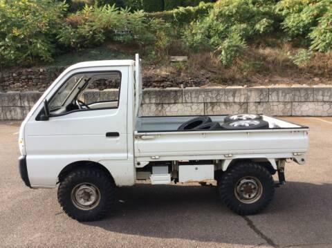 1995 Suzuki Samurai for sale at Moore Brothers Inc in Portland CT