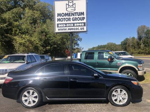 2010 Acura RL for sale at Momentum Motor Group in Lancaster SC