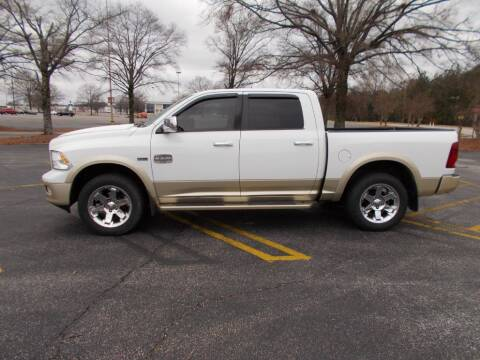 2011 RAM Ram Pickup 1500 for sale at A & P Automotive in Montgomery AL
