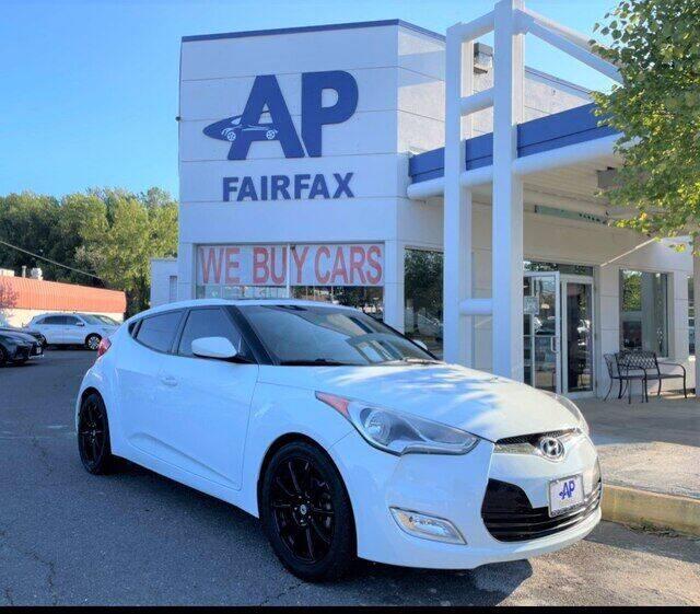 2013 Hyundai Veloster for sale at AP Fairfax in Fairfax VA