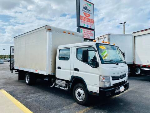 2015 Mitsubishi Fuso FEC72W for sale at Orange Truck Sales in Orlando FL