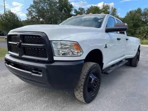 2016 RAM Ram Pickup 3500 for sale at Gator Truck Center of Ocala in Ocala FL