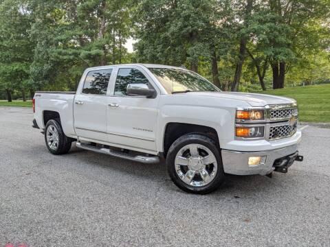 2015 Chevrolet Silverado 1500 for sale at The Auto Brokerage Inc in Walpole MA