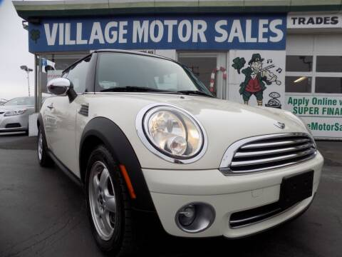 2010 MINI Cooper for sale at Village Motor Sales in Buffalo NY