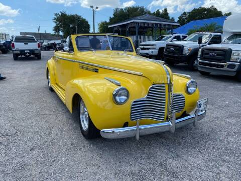 1940 Buick 40 Special for sale at LUXURY AUTO MALL in Tampa FL