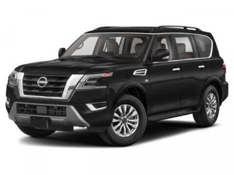 2022 Nissan Armada for sale at Scott Evans Nissan in Carrollton GA
