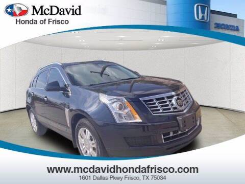 2014 Cadillac SRX for sale at DAVID McDAVID HONDA OF IRVING in Irving TX