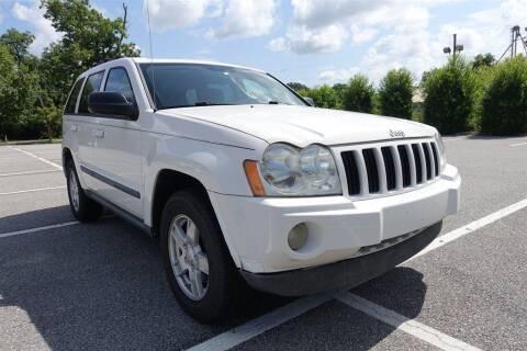 2007 Jeep Grand Cherokee for sale at Womack Auto Sales in Statesboro GA