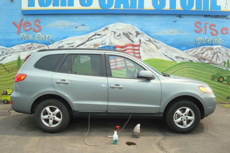 2008 Hyundai Santa Fe for sale at Tom's Car Store Inc in Sunnyside WA