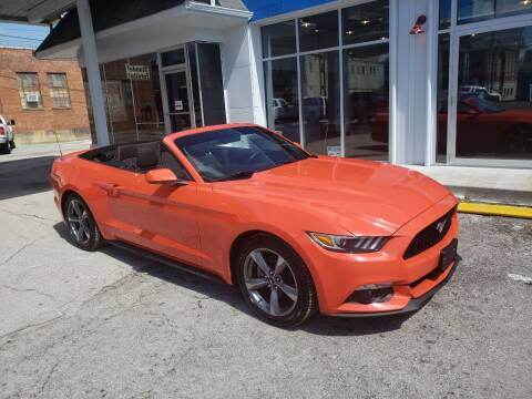 2016 Ford Mustang for sale at Lincoln County Automotive in Fayetteville TN