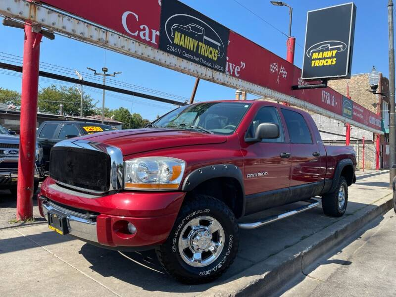 2006 Dodge Ram Pickup 1500 for sale at Manny Trucks in Chicago IL