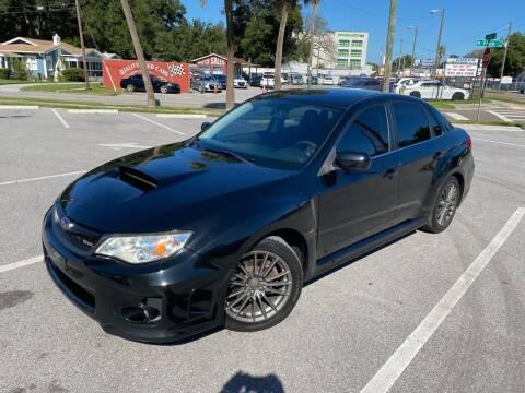 2012 Subaru Impreza for sale at CHECK  AUTO INC. in Tampa FL