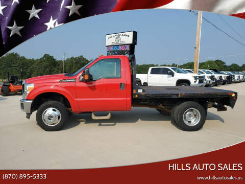 2016 Ford F-350 Super Duty for sale at Hills Auto Sales in Salem AR