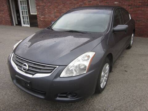 2010 Nissan Altima for sale at Tewksbury Used Cars in Tewksbury MA