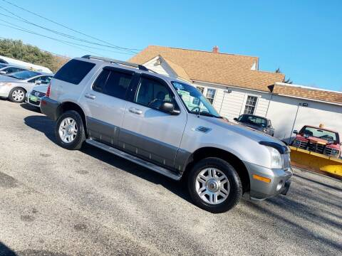 2005 Mercury Mountaineer for sale at New Wave Auto of Vineland in Vineland NJ