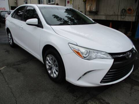 2015 Toyota Camry for sale at MIKE'S AUTO in Orange NJ