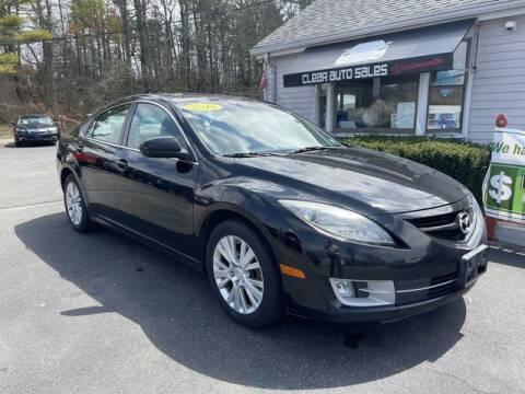 2010 Mazda MAZDA6 for sale at Clear Auto Sales 2 in Dartmouth MA