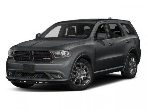 2017 Dodge Durango for sale at BMW OF ORLAND PARK in Orland Park IL