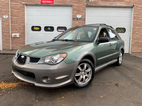 2006 Subaru Impreza for sale at West Haven Auto Sales in West Haven CT